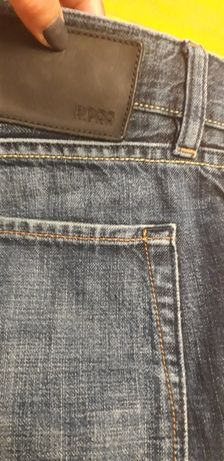 Hugo Boss Spodnie Dżinsy 33/36