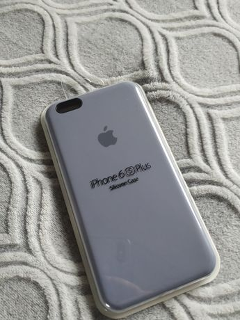 Etui case iPhone 6s plus nowe silikon silicon