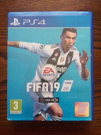 Fifa 19 PS4 como nova