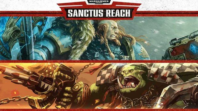 Gra PC Warhammer 40,000: Sanctus Reach -promocja