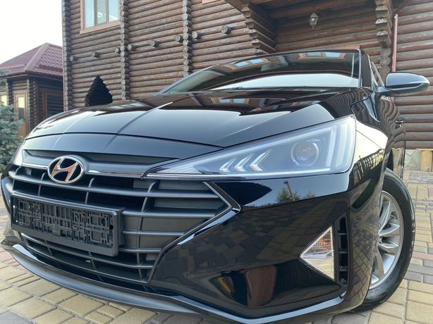 Hyundai Elantra Official! Maximal! 2019 Газ/Бензин