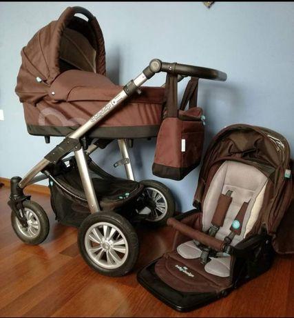 Wózek Lupo Baby Design 2 w 1