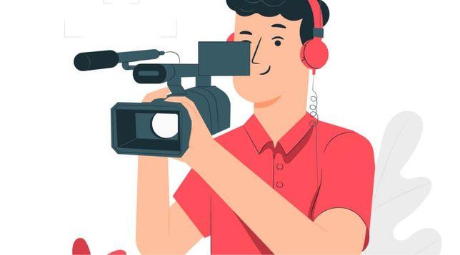 Editor de Video para youtube ou videoclip