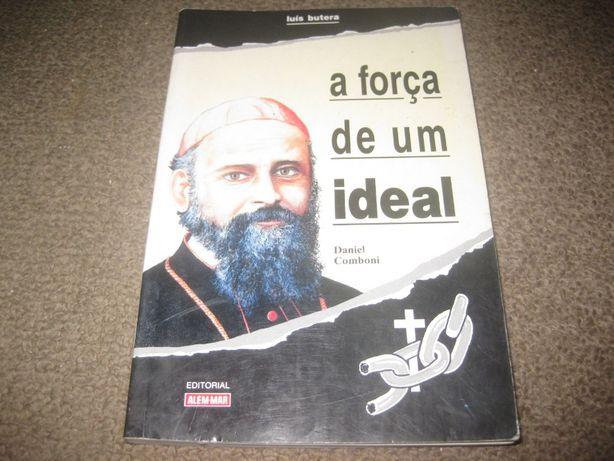 """Livro """"A Força de um Ideal"""" Biografia de Daniel Comboni"""