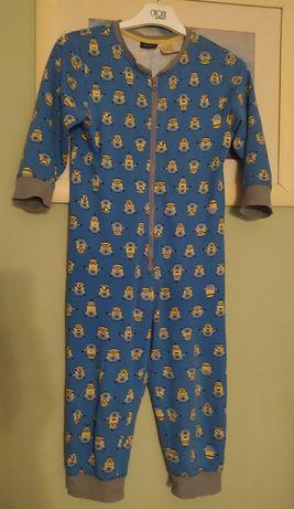Piżama pajacyk minionki