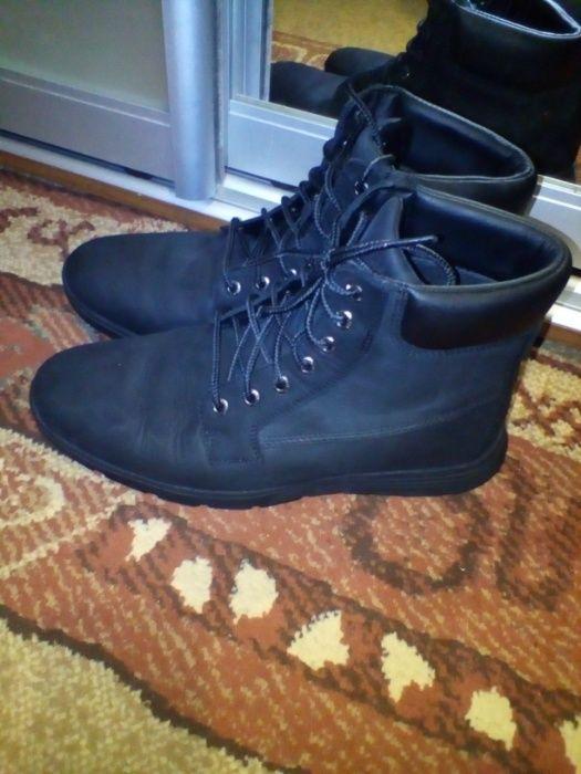Ботинки мужские кожаные Никополь - изображение 1