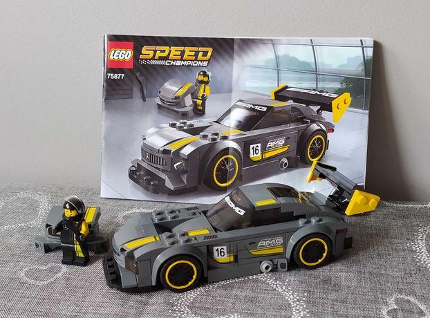 Zestaw klocków Lego Speed Champions 75877