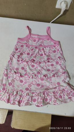 Дитяча сукня, спідничка на 2-4 роки