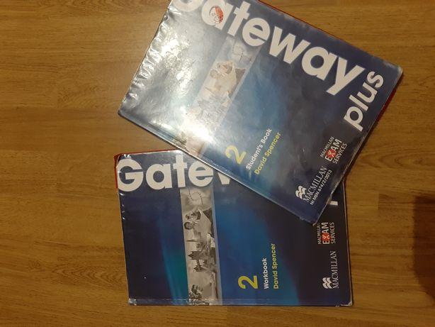 Sprzedam książkę do angielskiego Gateway plus 2