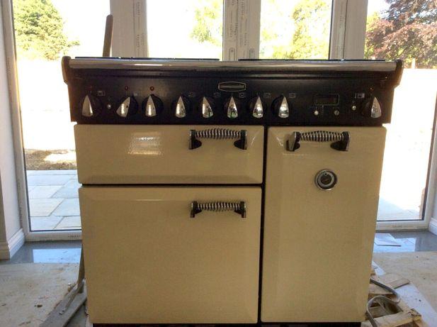 FALCON ekskluzywna kuchenka RETRO ELAN kremowa 90cm z gwarancją FIRMA