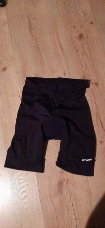 Spodenki legginsy rowerowe dla dzieci Decathlon B'Twin