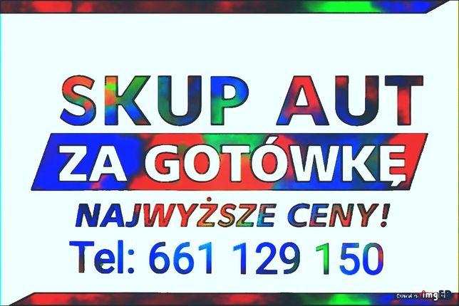 Skup Aut - Auto skup 24/7 Wszystkie modele $$ Wycena przez telefon $$
