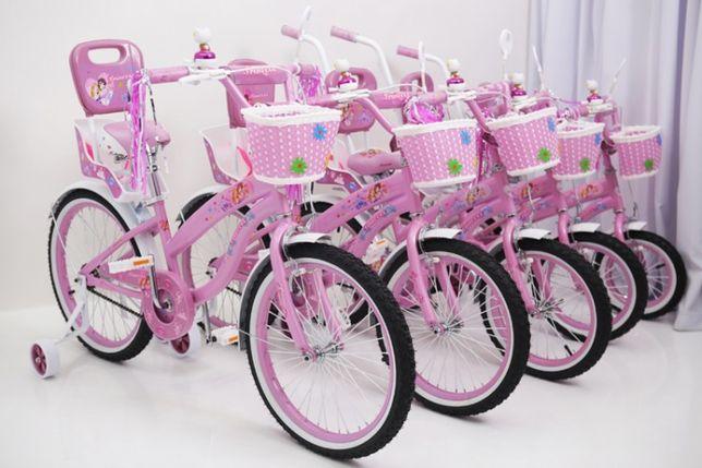 Велосипед ровер Princessа Принцесса12, 14, 16, 18, 20 дюймов