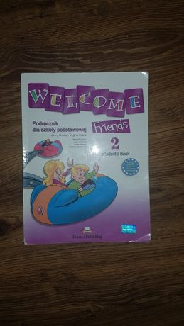 Podręcznik do angielskiego WELCOME FRIENDS