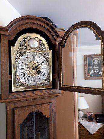 Sprzedam Piękny Duży Stojący Zegar