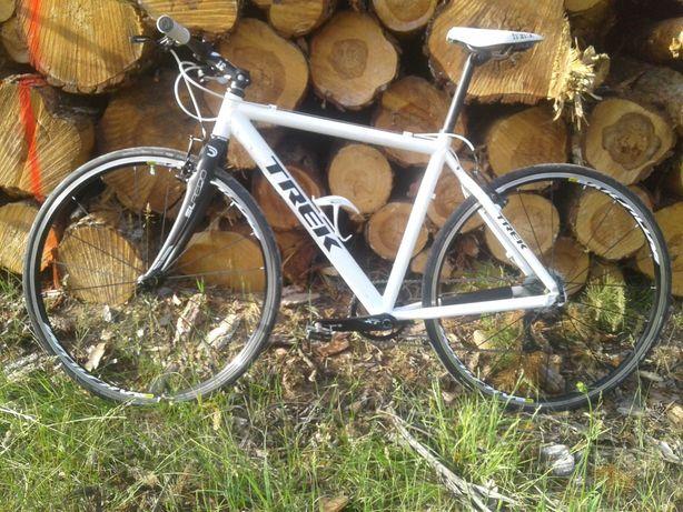 rower trek koła 28' mavic osprzęt shimano