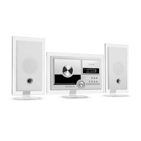 Wieża stereo Auna Stereo Sonic DAB  Bluetooth