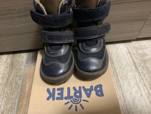 Ботинки Бартек зима
