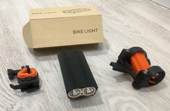 Luz lanterna led btt ciclismo campismo enduro mx caça pesca