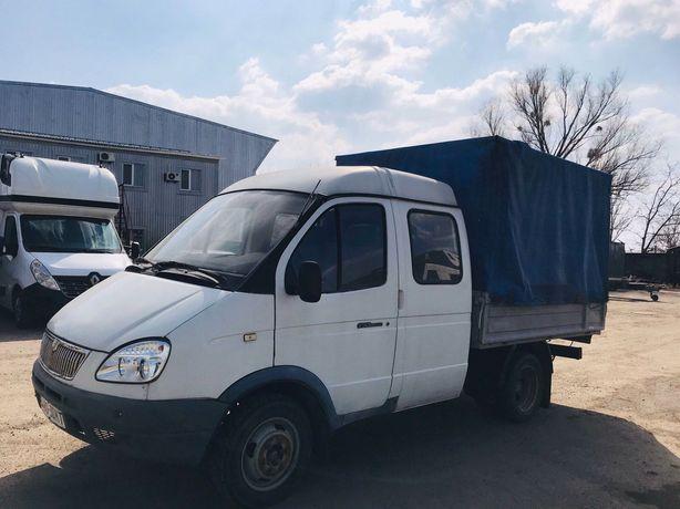 Газель ГАЗ 33023 2003 года грузовик