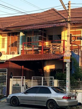 Дом в Таиланде ДВУХ этажный таунхаус Паттайя +фирма с печатью