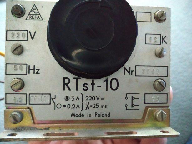 Przekaźnik RTst-10 1,5min