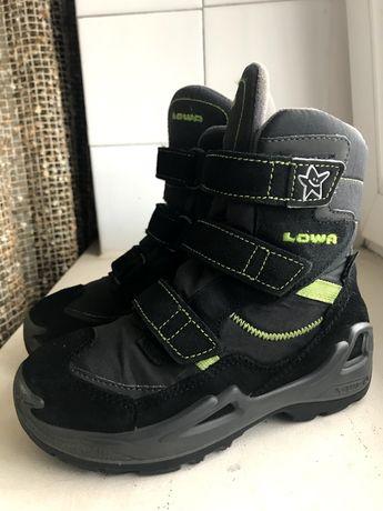 Зимние термо ботинки Lowa, gore-tex 28-29р. оригинал