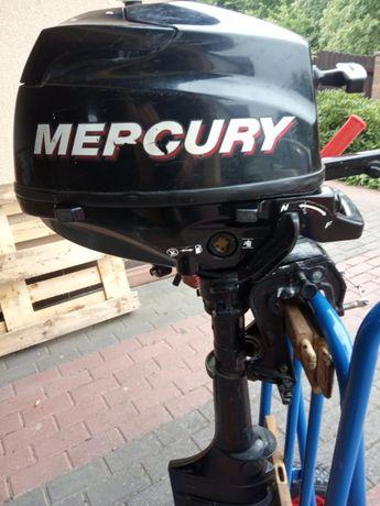 Silnik zaburtowy- Mercury 3,5km