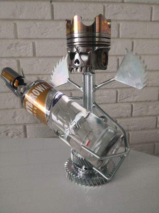 stojak na alkohol, prezent urodzinowy lub kawalerskie Nowa Dęba - image 1