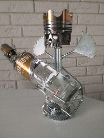 stojak na alkohol, prezent urodzinowy lub kawalerskie