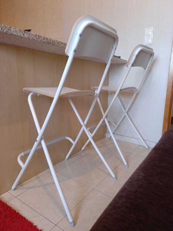 Cadeiras Altas IKEA