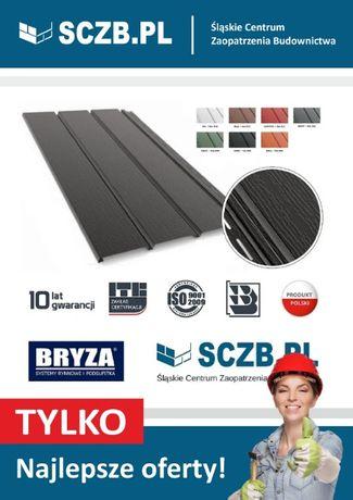 Podsufitka podbitka dachowa PCV Deska sufitowa pvc BRYZA panele panel