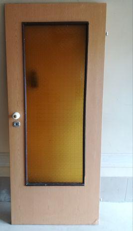 Drzwi wew. 80 prawe .