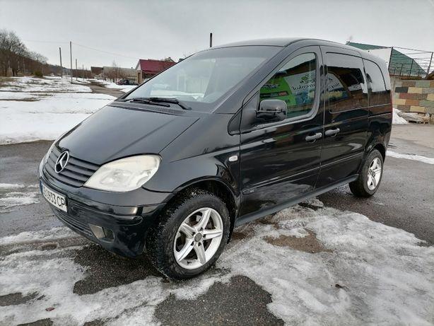 Продам Mercedes-Benz Vaneo 2005 год, 1.7 Дизель
