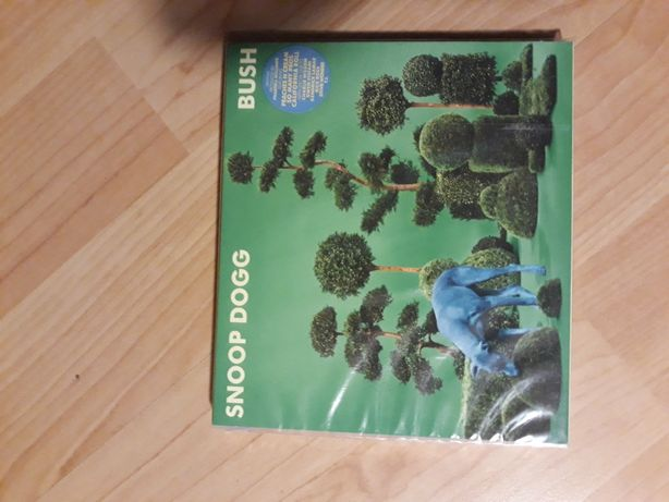 Snoop dogg Bush plyta cd