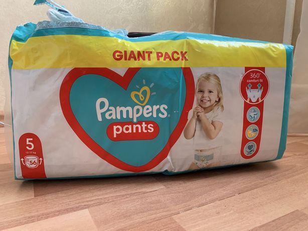 Підгузники-трусики Pampers Pants 5