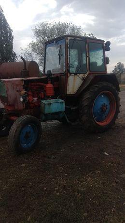 Продам трактор юмз-6 с двигателем д-240