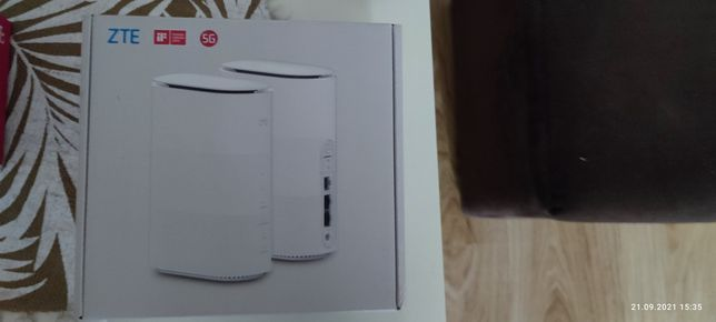 Nowy Router ZTE801a 5g (2 lata gwarancji)