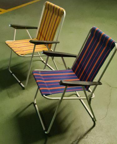 2 Cadeiras praia