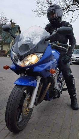 Sprzedam Suzuki Bandit 600 s z wyposażeniem