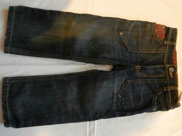 Продаются детские джинсы на мальчика.Возрост 1-2 года