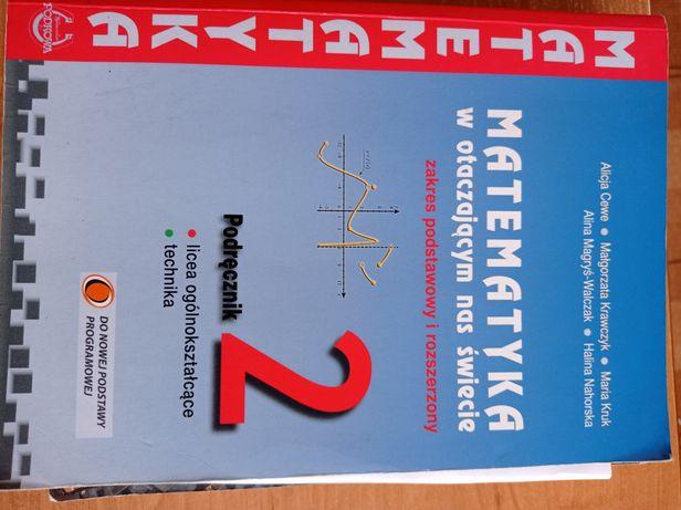 Matematyka w otaczającym nas świecie 2