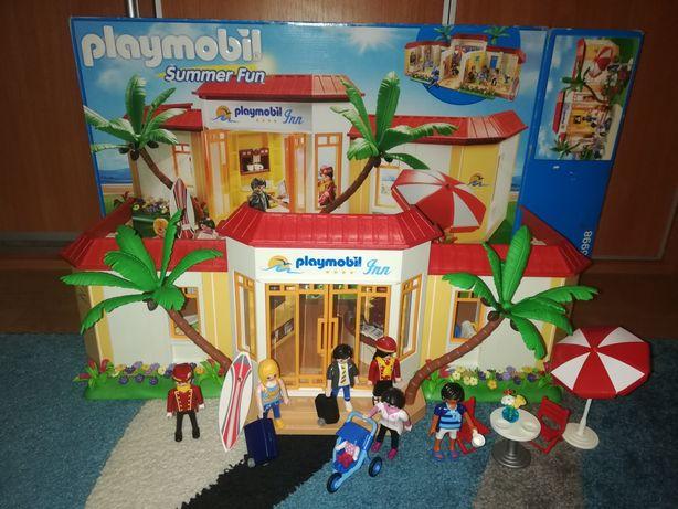 Playmobil 5998 hotel j. nowy