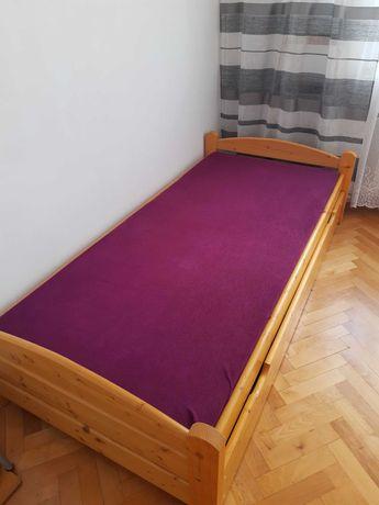 Łóżko jednoosobowe tapczan