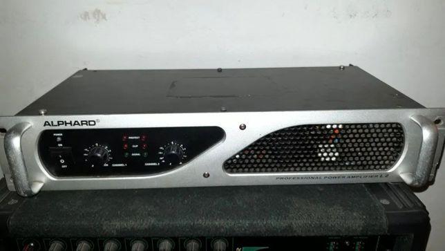 Końcówka mocy wzmacniacz estradowy 2x300W