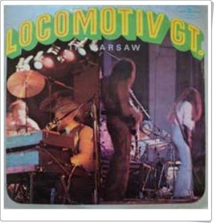 LOCOMOTIV GT In Warsaw - album płyta LP vinyl 33