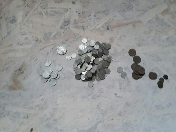 Монеты  СССР  ..