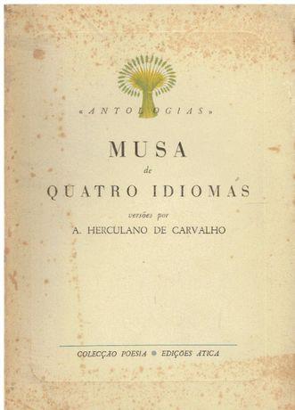 8978 Musa de quatro idiomas versões A. Herculano de Carvalho