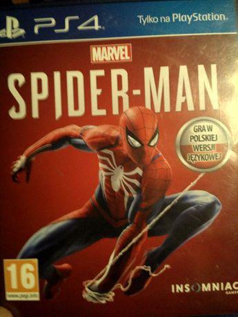 Gra Spider-Man ps4