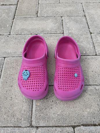 Sandálias de água (tipo Crocs) nr. 27